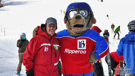 Breck Mountain Ambassador with Ripperroo