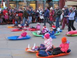 The cutest float in the Ullr Fest Parade