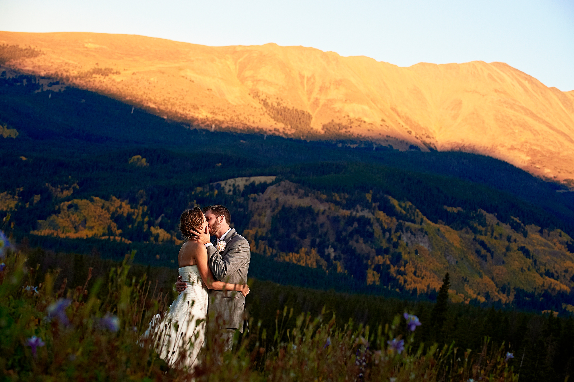 Wedding in Breck