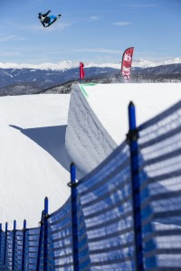 Slopestyle at Dew Tour