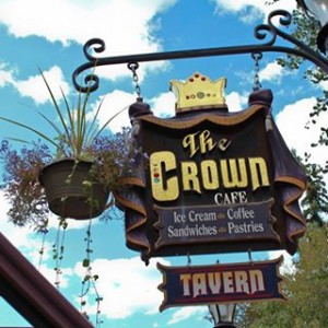 The Crown Cafe Tavern in Breck